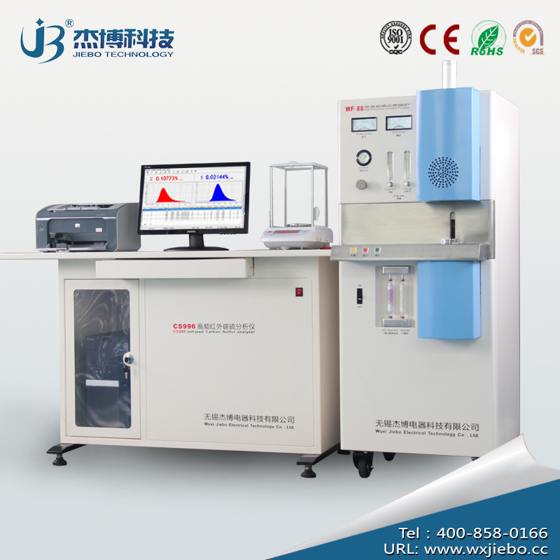 Metal Analysis Instrument Carbon Sulfur Analyzer