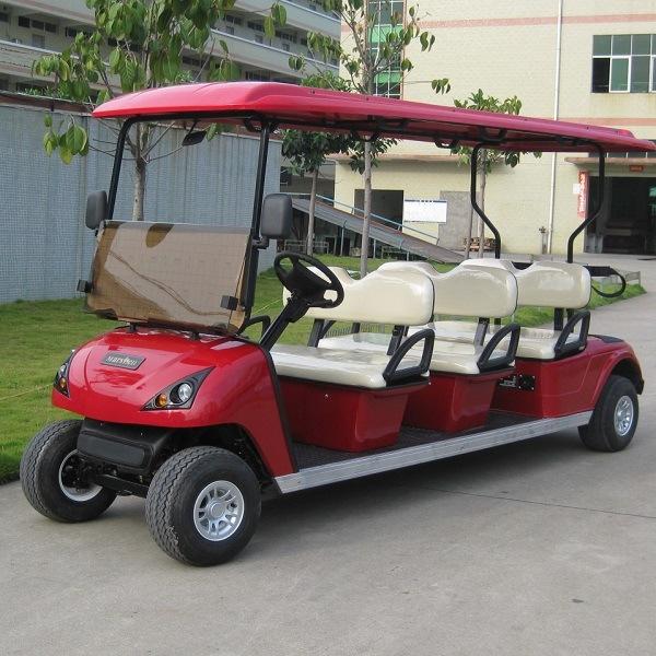 Marshell Manufacture CE Certificatie 2 Seats Electric Golf Car (Dg-C24