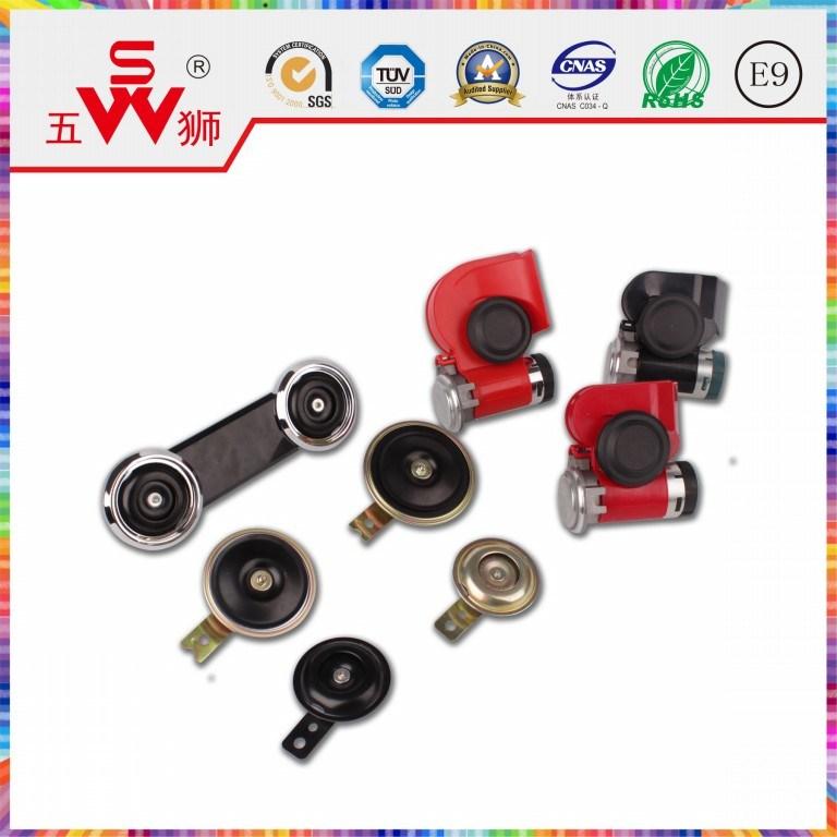48V Iron Disc Air Horn for Car Accessories