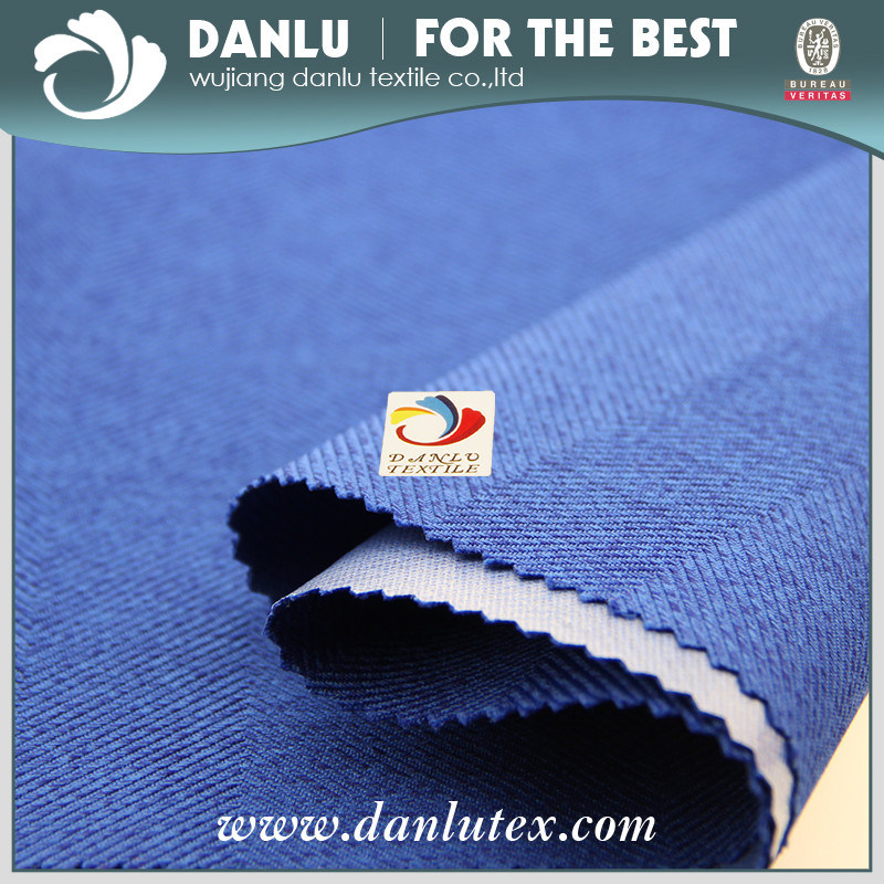 Kevlar Polyester Twill Cation Fabric for Outdoor Garment
