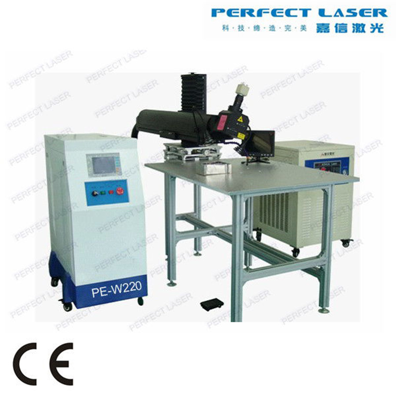 DIY LED Channel Letters Ad Letter Laser Welding Machine