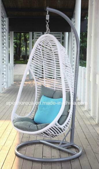 Wicker Hanging Chair Outdoor Garden Furniture Swing Chair