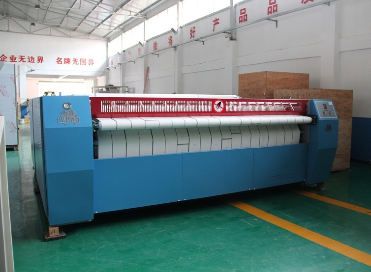 Hotel Laundry Equipment Flatwork Ironer and Ironing Machine (YPD8022)