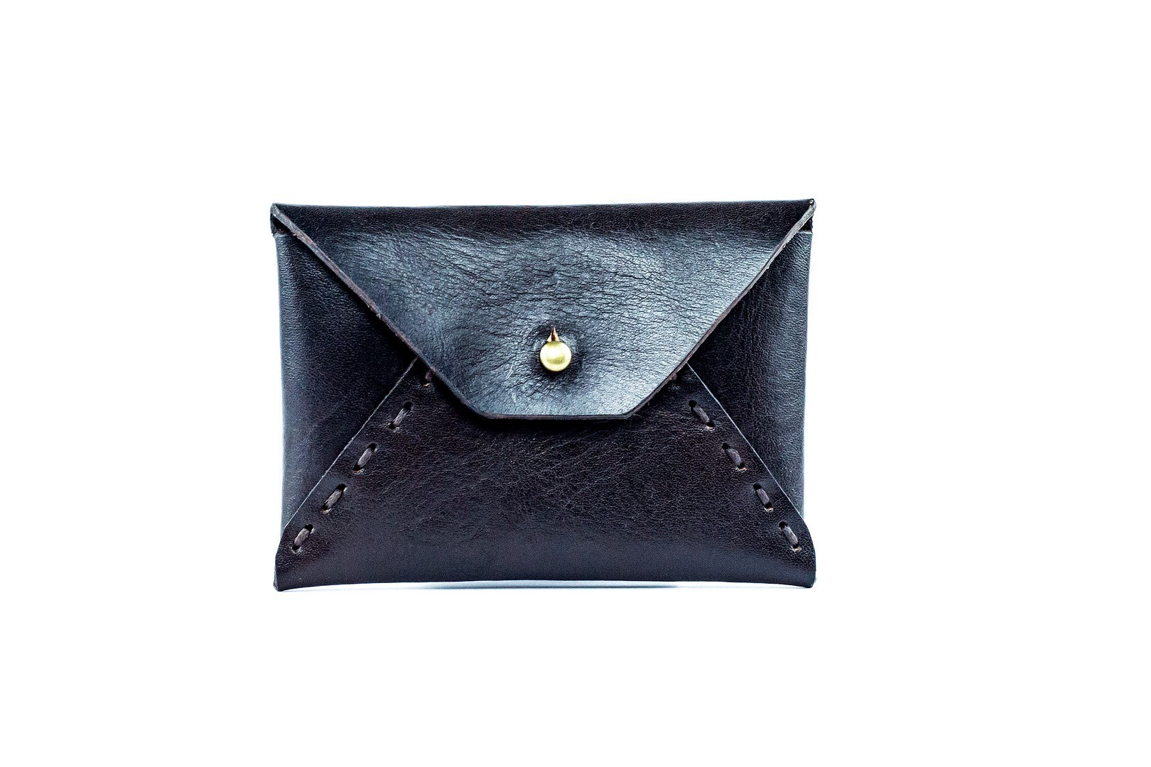 High Quality Full Grain Leather Genuine Leather Special Business Card Holder