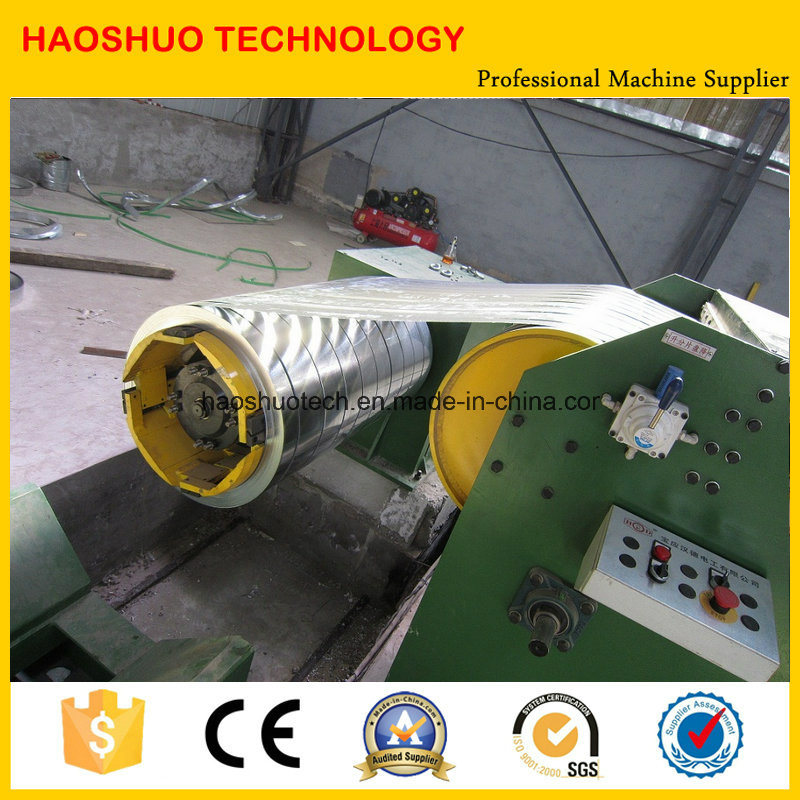 High Speed Silicon Steel Slitting Line for Transformer Core Production