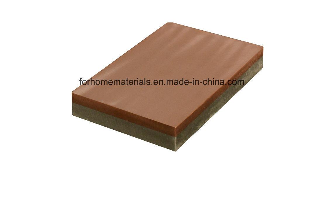 Explosive Welding Bimetallic Copper-Aluminum Clad Electrode/Conductive/Electronic Bar
