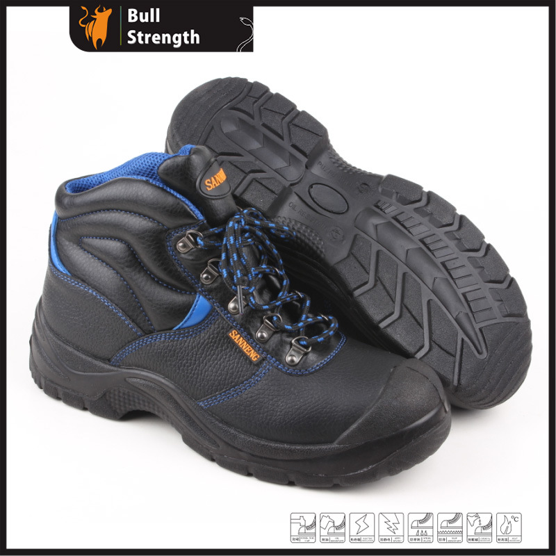 Industrial Steel Toe Cap Safety Shoes Sn1310