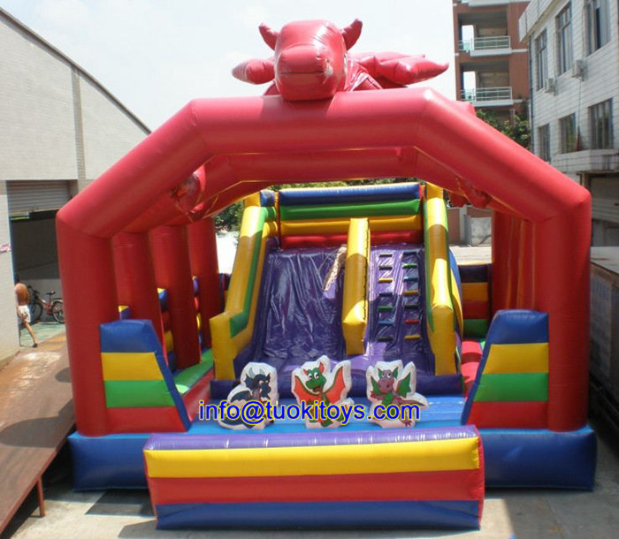 Inflatable Sport Bouncy Castle for Kids Toy (B091)