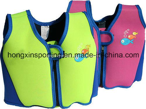 Neoprene Life Jacket for Kids (HXV0005)
