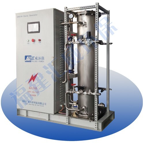 250g/H Ozone Generator for Towel Bleaching with CE