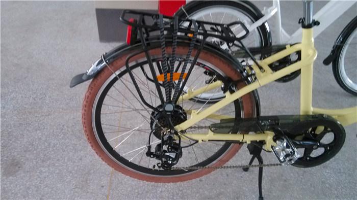 Ce 26 Inch City Electric Bike Retro Style