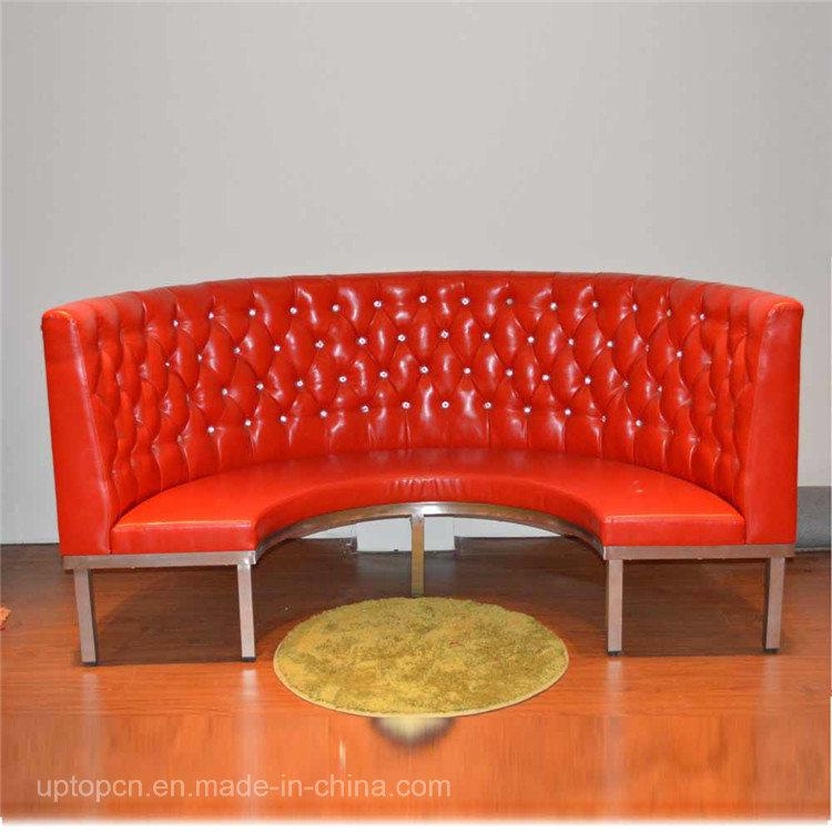 Resultant Restaurant Leisure Center Hotel KTV Seating Sofa (SP-KS192)