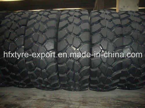 Heavy Loader Tyre, L5 Tread Pattern Tyre 23.5r25 26.5r25 29.5r25 29.5r29 OTR Tyres for Earthmovers Dump Trucks
