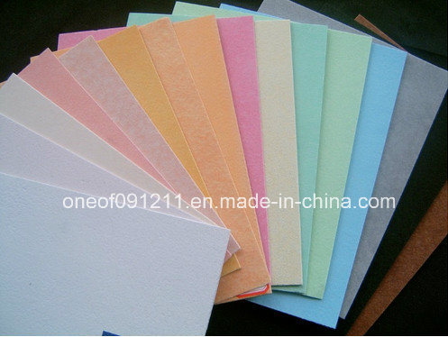 Shoe Material Nonwoven Insole Board for Shoe Insoles