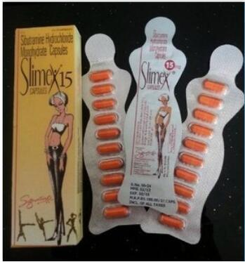 Wholesale Slimex 15mg Weight Loss Slimming Capsule