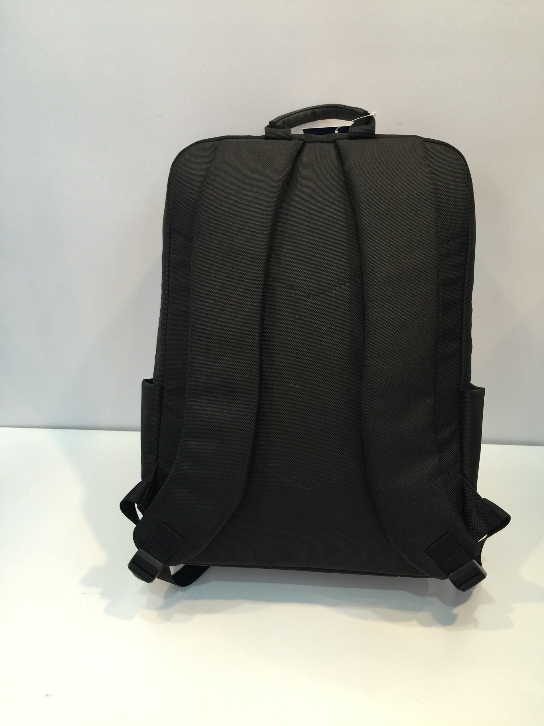 Polyester 1680d Double Shares / Flat Bottom Backpack for Work/School/Travling