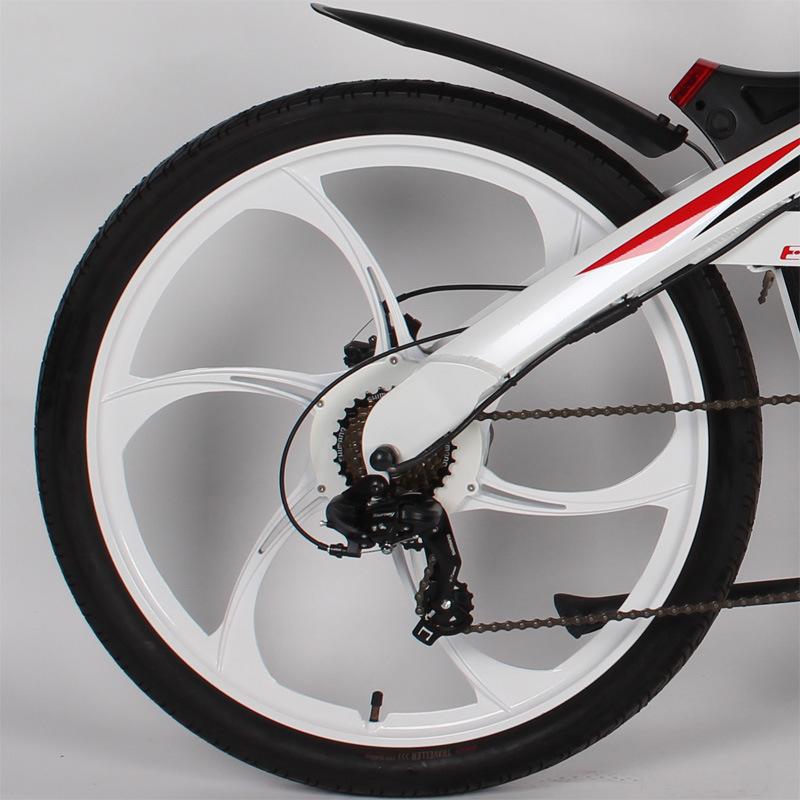 Changzhou Green Power Mag Wheel E City Bike