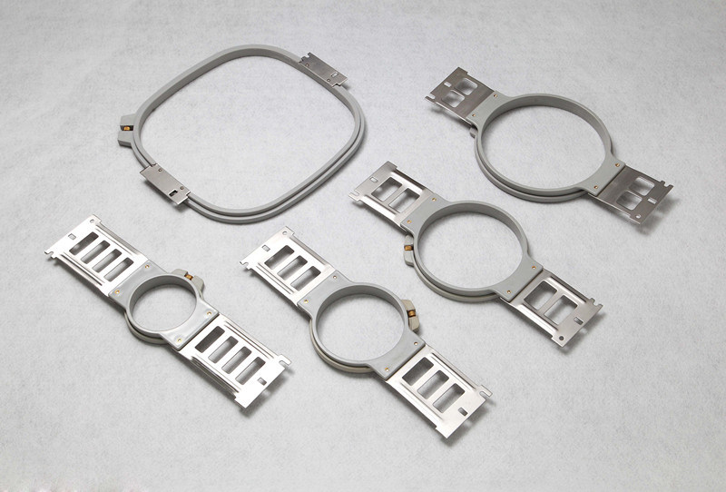 Wonyo Embroidery Machine Hoops Frames Included Accessories