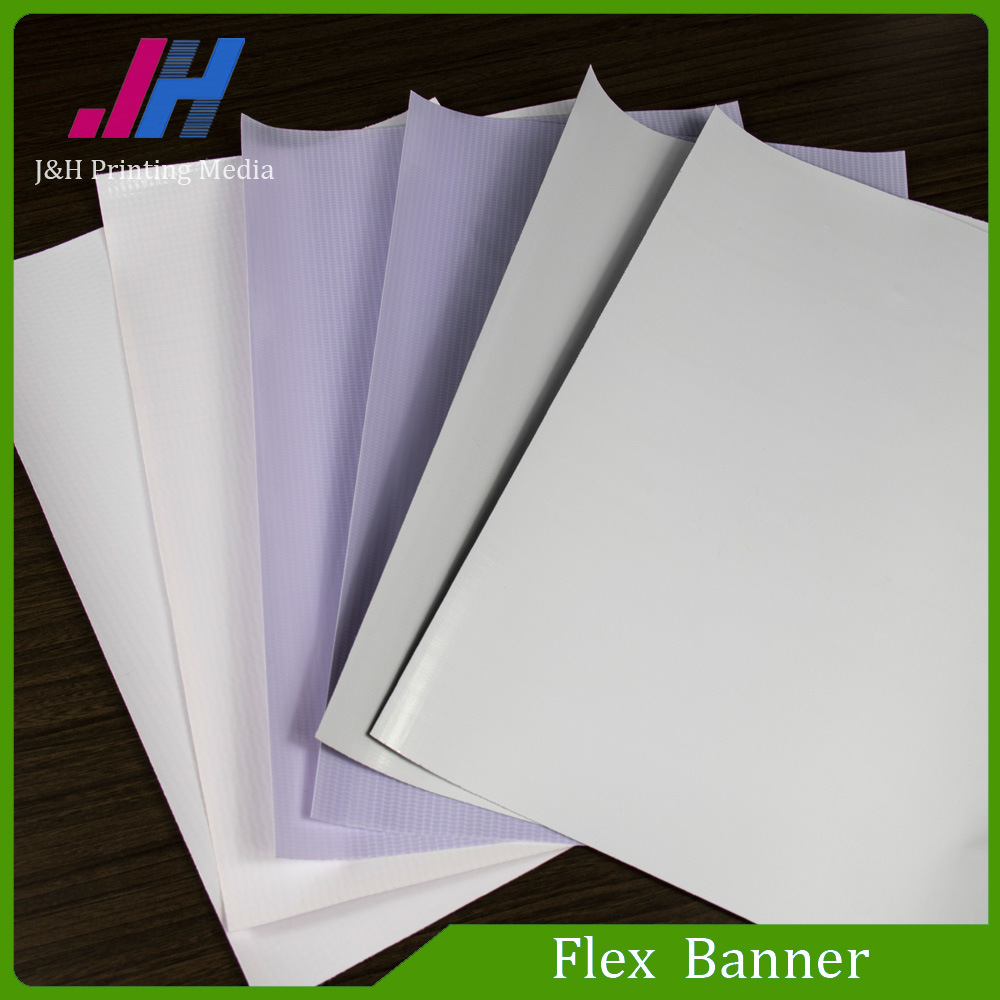 PVC Frontlit Banner Flex for Digital Printing