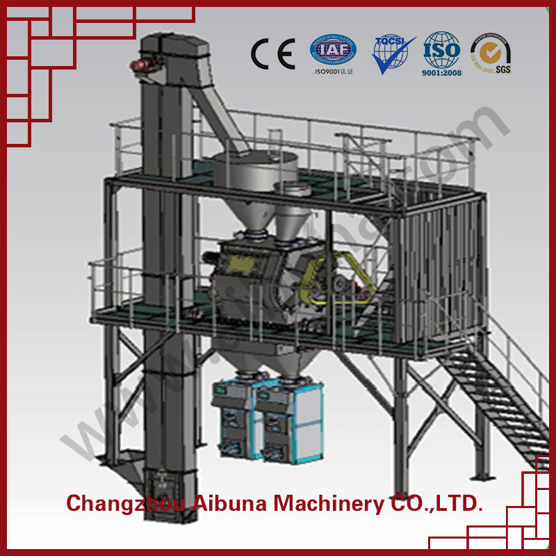 Movable Containerized Special Dry Mortar Production Equipment