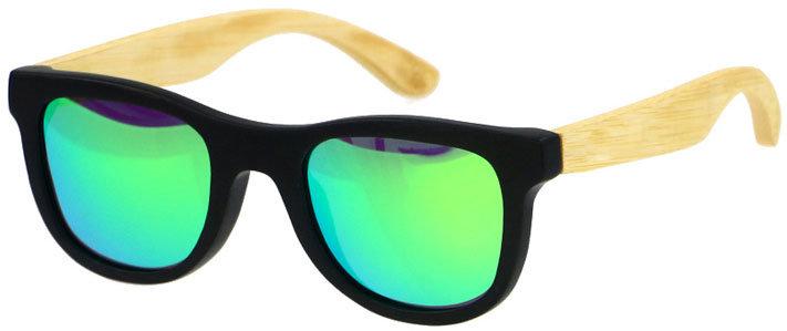 Cheap Wholesale Handmade Bamboo Sun Glasses with Polarized Lens