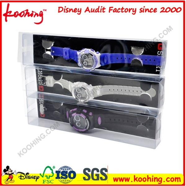 OEM & ODM Factory Price Fancy Gift Packing Watch Boxes
