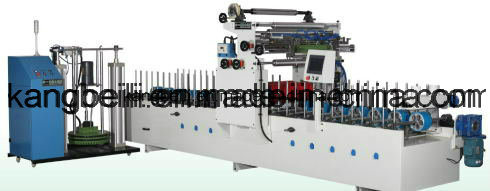MDF Furniture Decorating Hot Melt adhesive TUV Certificated Woodworking Wrapping Machine