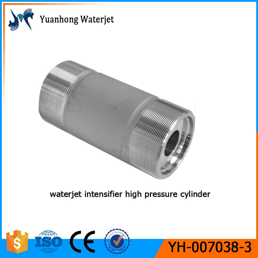 Water Jet Cutting Machine High Pressure Cylinder Intensifier Parts for Glass Cutting