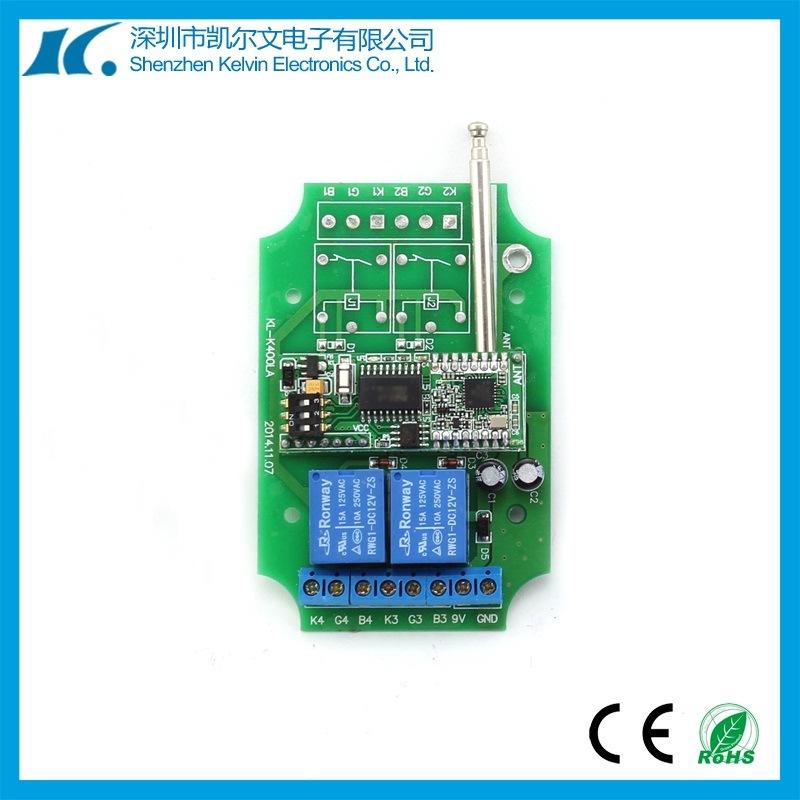 868/915MHz 2 Channel Communication Remote Controller Kl-K400la