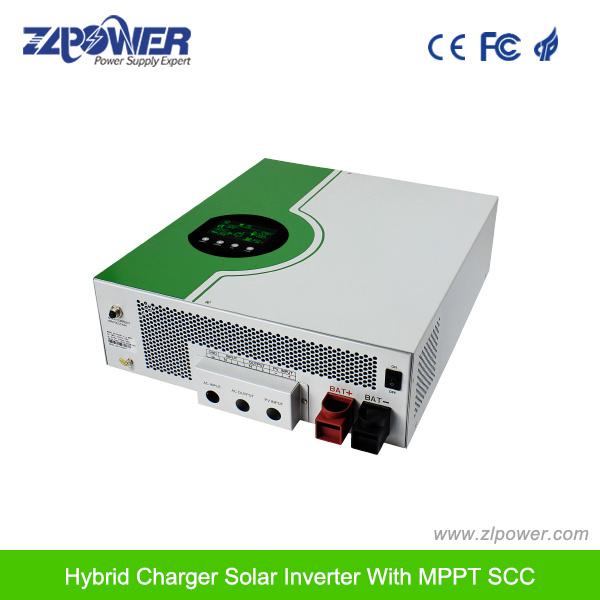 5000W Hybrid Solar Power Inverter Pure Sine Wave Power Inverter