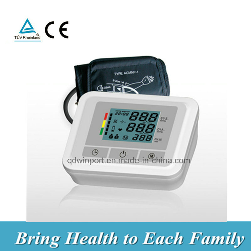 Arm Type Digital Household Blood Pressure Monitor (WP369)
