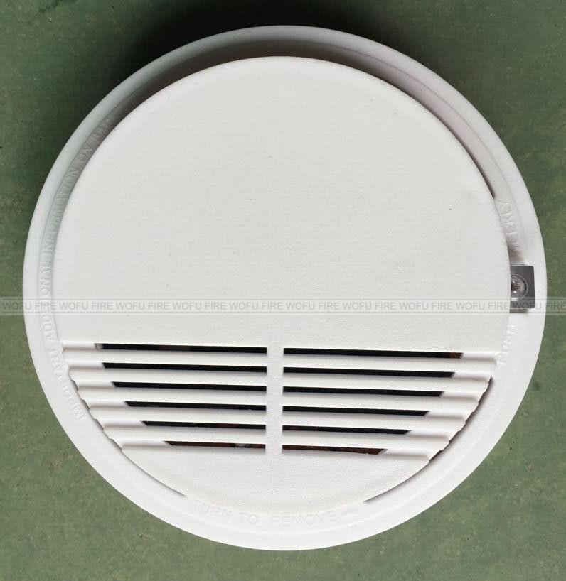 9V Battery Smoke Detectors