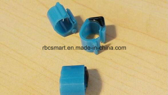 RFID Tags Hitag S256 ID Chips Pigeon Rings Bands for Livestock Identification Tracking