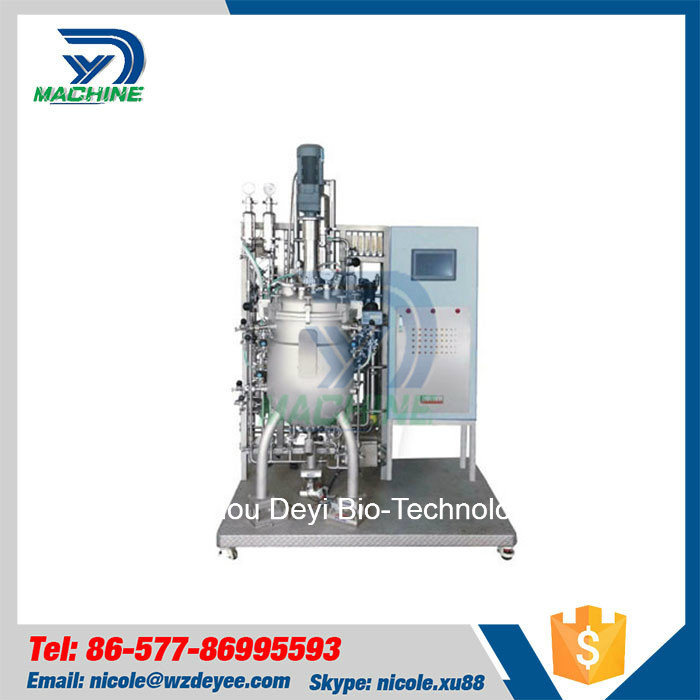 China Stainless Steel Microbiology Fermentor