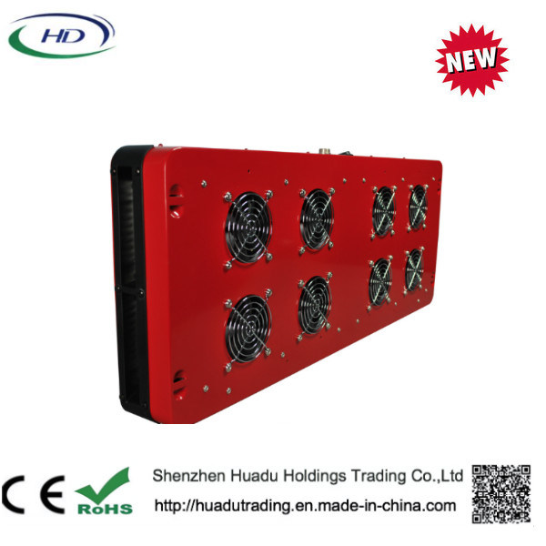 450W Apollo 12 LED Grow Light for Commercial Greenhouse