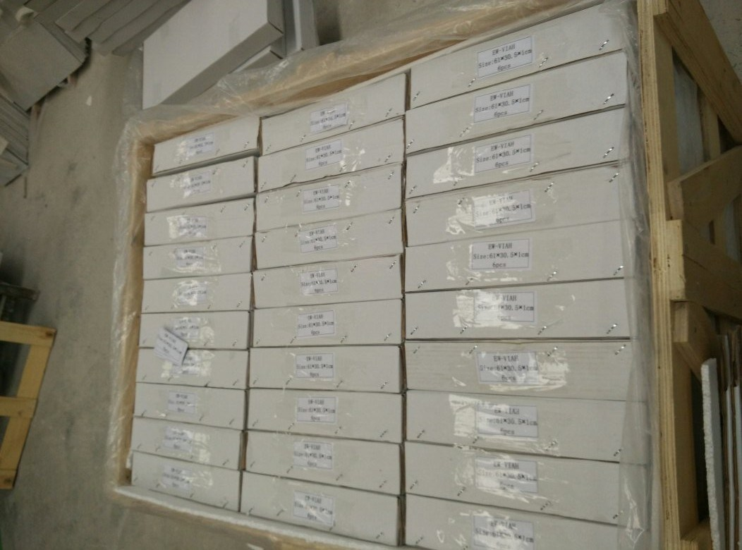 Oriental White Marble Slabs/Tiles for Wall Cladding/Flooring/Countertops
