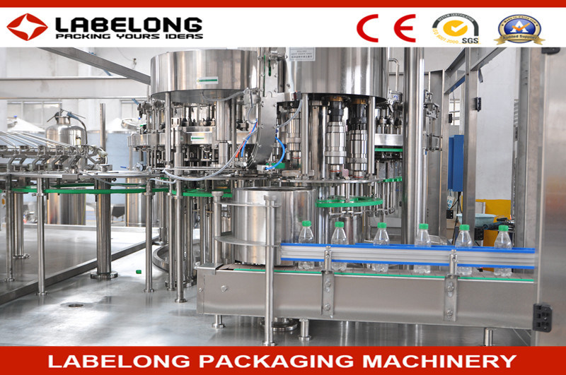 Automatic Soda Water Filling Machine Factory