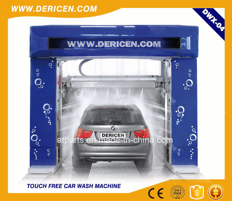 Dericen Dwx4 Hot Selling Car Wash Machine Pressure Washer with Dryer
