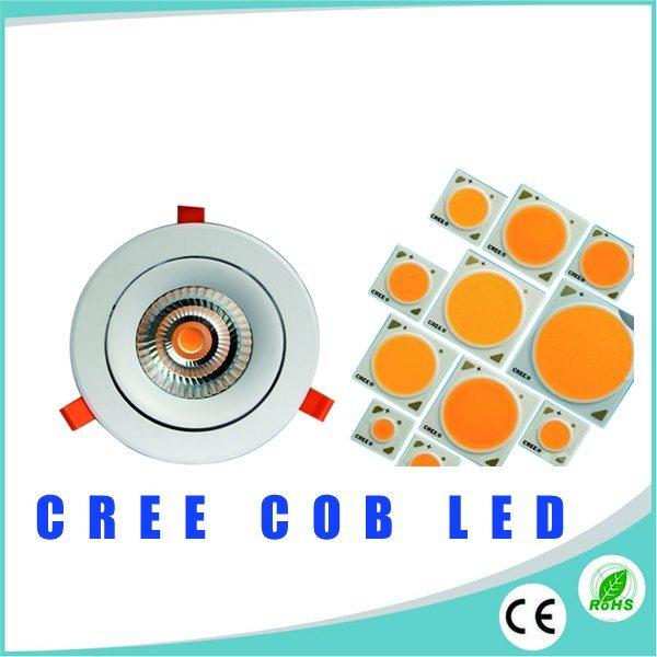 5-Years Warranty 40W/45W/50W High Power CREE COB LED Down Light