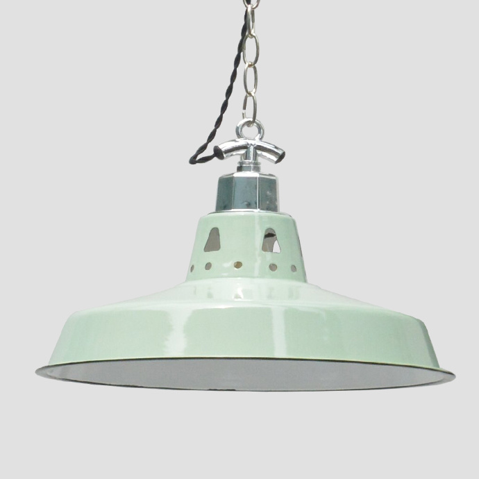 China Factory Vintage Industrial Enamel Pendant Lighting