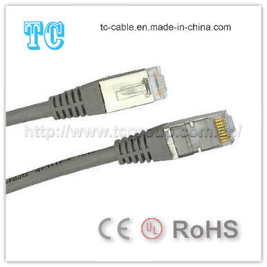 RoHS Certification FTP CAT6 Patchcord (3m customized)