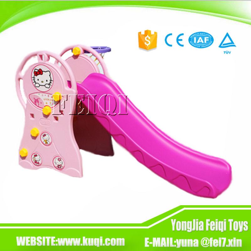 Indoor Playground Kid Toy Plastic Children Slide for Kids