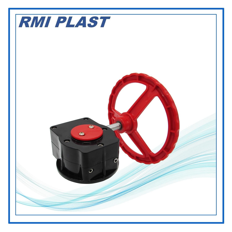 PVC Plastic Shell Wormgear Box