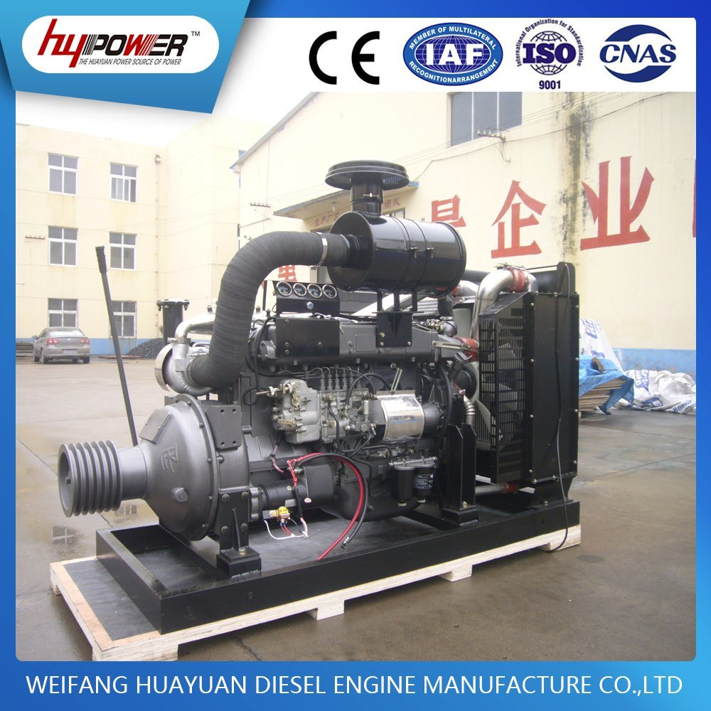 High Quality and Easy Start 6126ZLG Engine@1800rpm