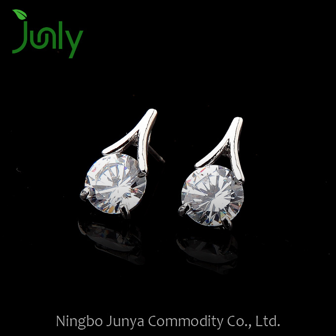 Latest Fashion Superstar Accessories Silver Stud Earrings for Women