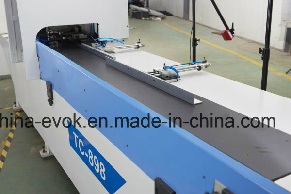 Intelligence Automatic Woodworking Cutting Saw Machine Tc-898