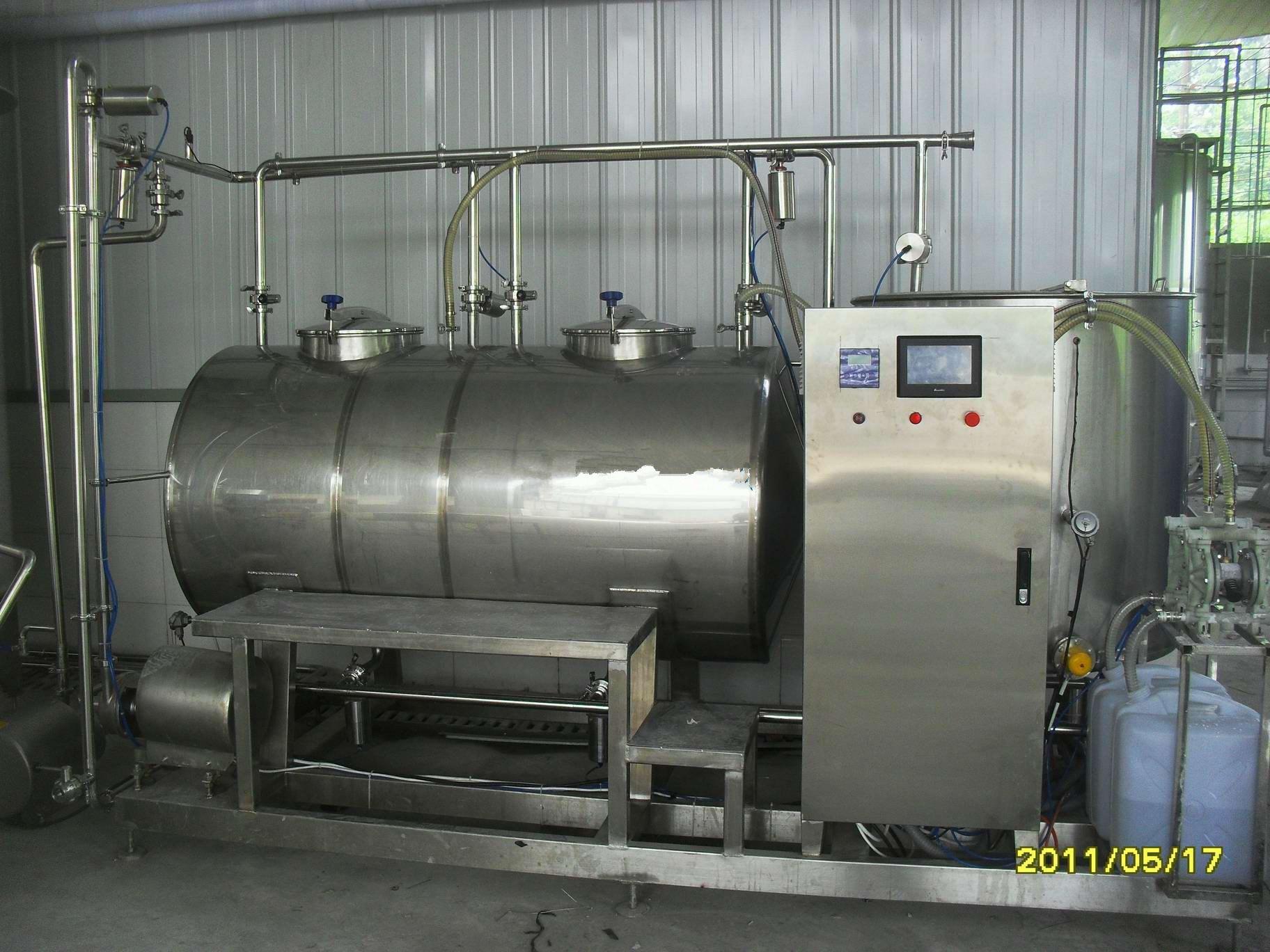 CIP Cleaning Machine CIP System CIP Machine CIP Small CIP