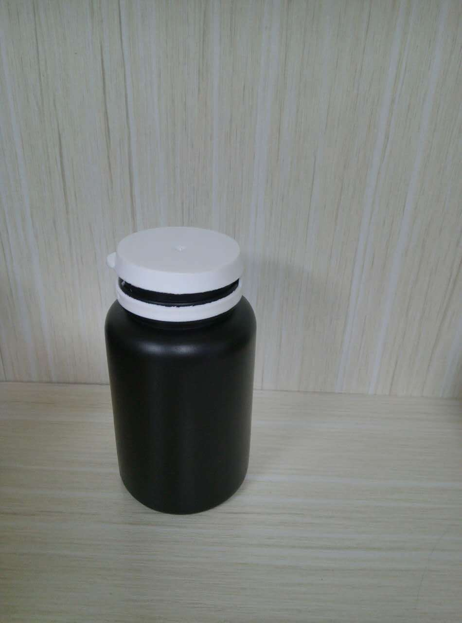 Supply HDPE 120g Plastic Bottle for Health Medicine