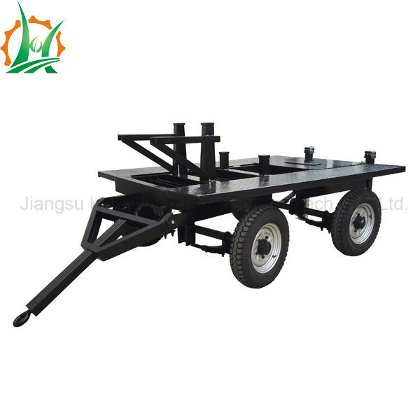 Mobile Diesel Engine Dry Run Self Priming Trailer Pump Station