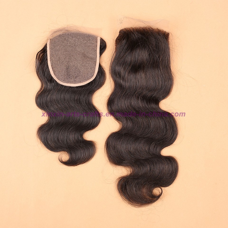 8A Grade Virgin Unprocessed Hair Malaysian Body Wave Bundles with Lace Closure Human Virgin Hair